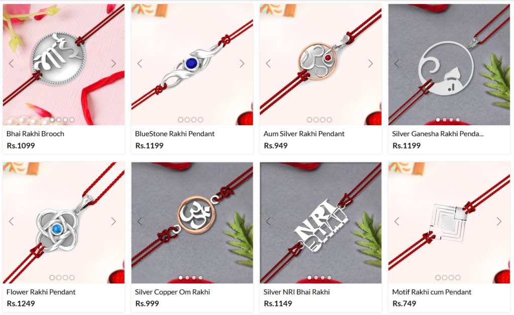 Fashionable Rakhi